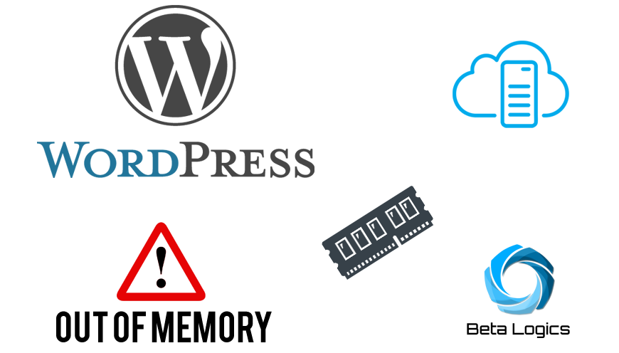 How to solve allowed memory size error in WordPress?